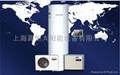 别墅热泵热水系统
