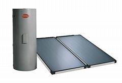 赫瑞平板太阳能