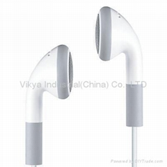 ipod stereo headset for nano shuffle touch iphone