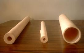 Corundum pyrogenic ceramic 1
