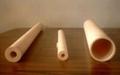 Corundum pyrogenic ceramic