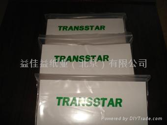 美国进口TRANSSTAR热转印纸 4