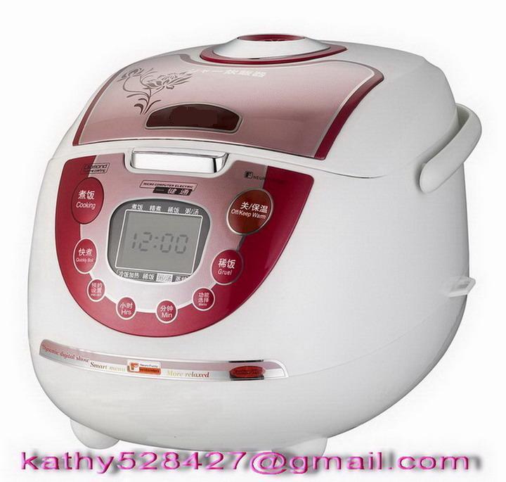 microcomputer rice cooker 1