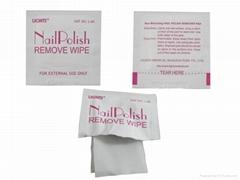 Nail Polish Remove Wipe