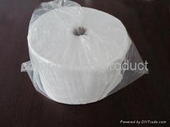 100%粘胶水刺无纺布制品柔巾