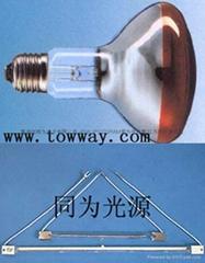 飛利浦紅外線燈紫外線晒版燈管