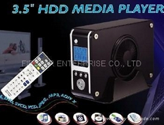 "3.5""HDD Media Player for IDE and SATA"