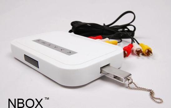 NBOX Player 1