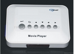 RM/RMVB插卡硬盤播放器