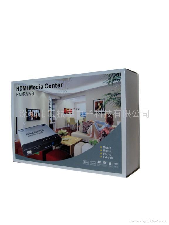 2.5寸RM HDMI硬盘播放器 3