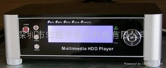 HDD Media Player