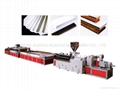 Wood--Plastic Door Production Line