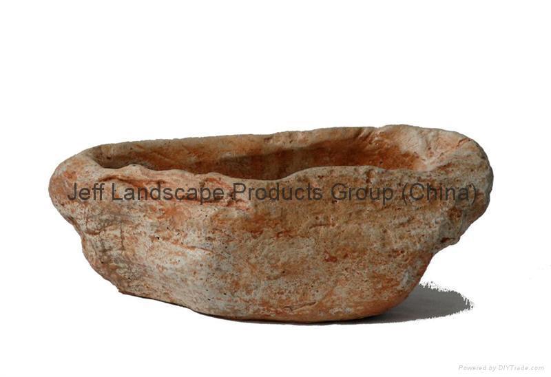 simulation of stone pot 1268446809