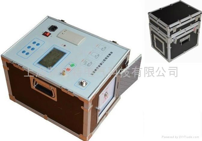 介损测试仪,抗干扰介质损耗测试仪 1