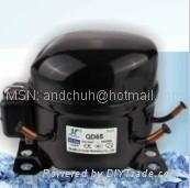 QD65 R134a制冷压缩机 1