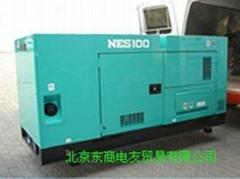 提供日本车辆(NIPPON SHARYO)低噪音柴油发电机组