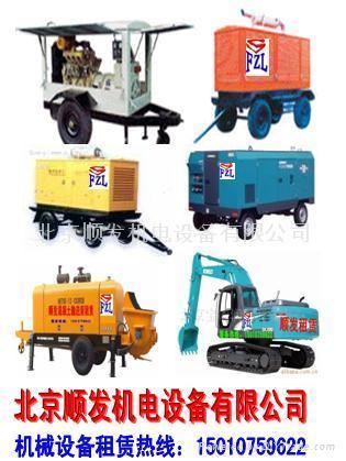 北京應急發電車出租 1
