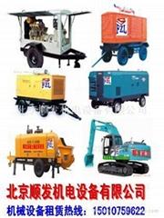 北京应急发电车出租