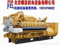 北京柴油发电机出租