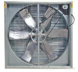 centrifugal shutter system exhaust fan 1