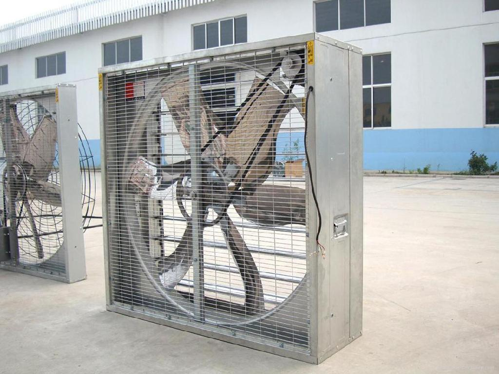 centrifugal shutter system exhaust fan 4