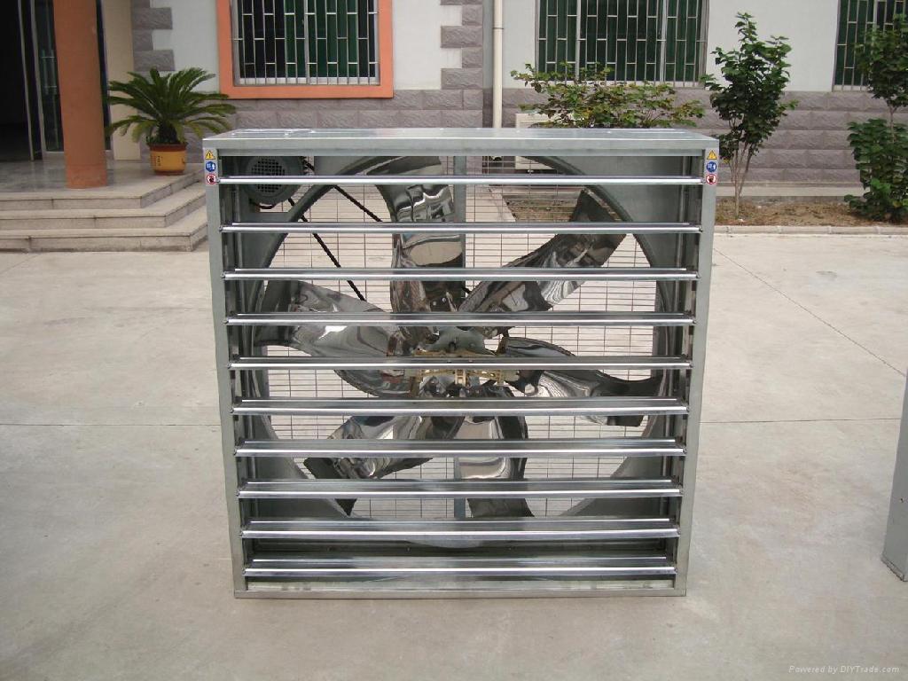 centrifugal shutter system exhaust fan 5