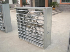 AUTO PULL-PUSH TYPE EXHAUST FAN