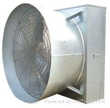 cone fan