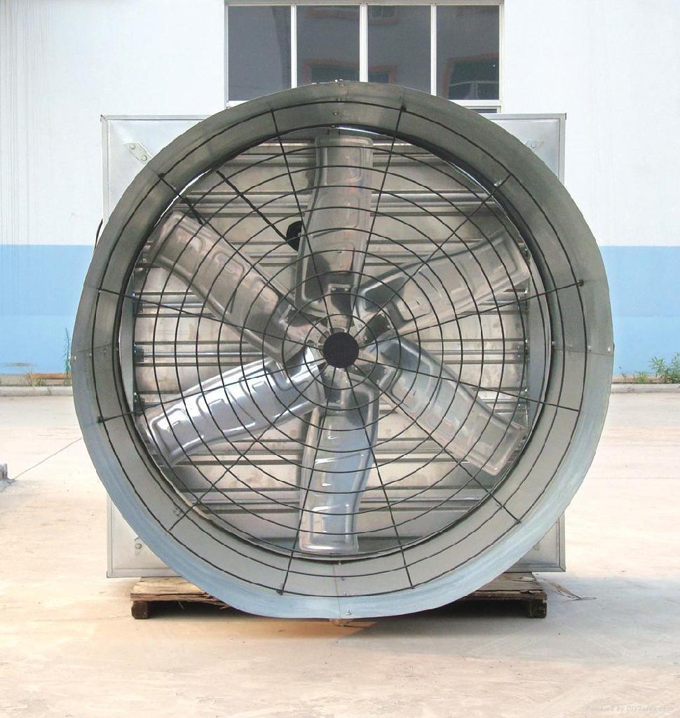 cone fan 3
