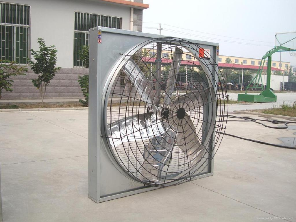 Home Cooling Fans : Cow house exhaust fan djf sanhe china manufacturer
