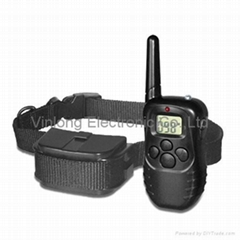 !NEW! Remote Control Dog Training LCD + 100 VIBRATION + 100 STATIC SHOCK