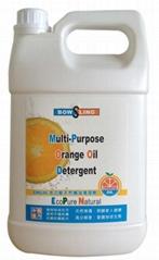 多功能天然橘油清洁剂