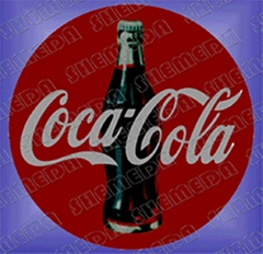 EL sheet (beverage coca cola)