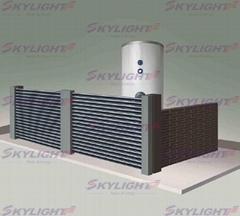 Closed Loop Solar Water Heater
