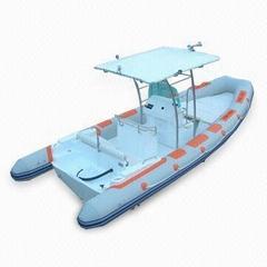 RIB yacht