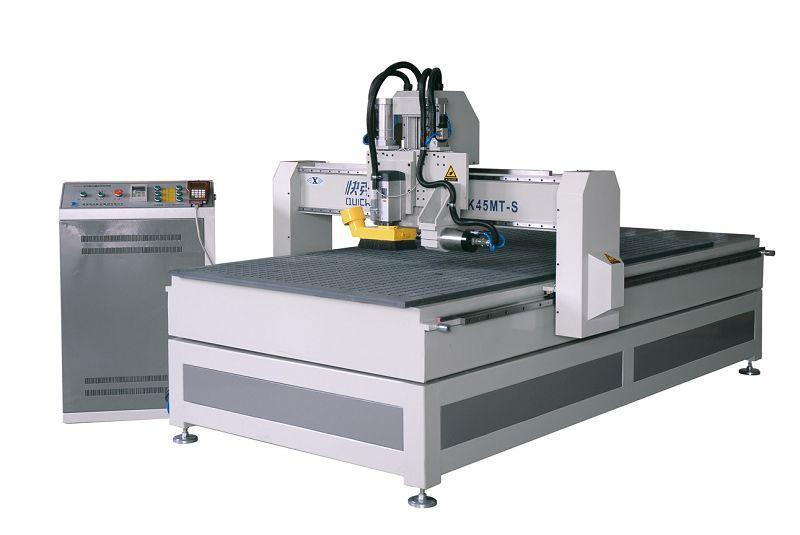 Wood CNC Machinery (K45MT-3) - QUICK (China Manufacturer ...