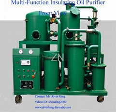 Multifunction Insulating Oil Purifying Machine
