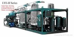 Large Capacity Engine Oil Regeneration Machine