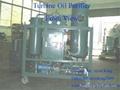 Turbine Oil Purification Machine