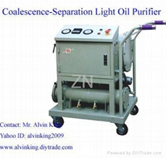 Coalescence-Separation Light Oil Recovering Machine