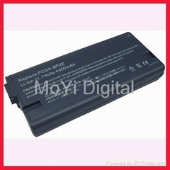 notebook battery for sony A17GP K76P VAIO PCG-GR100