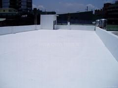 水性防水隔热漆
