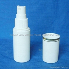 60mL HDPE Spray Bottle with Cover Cap