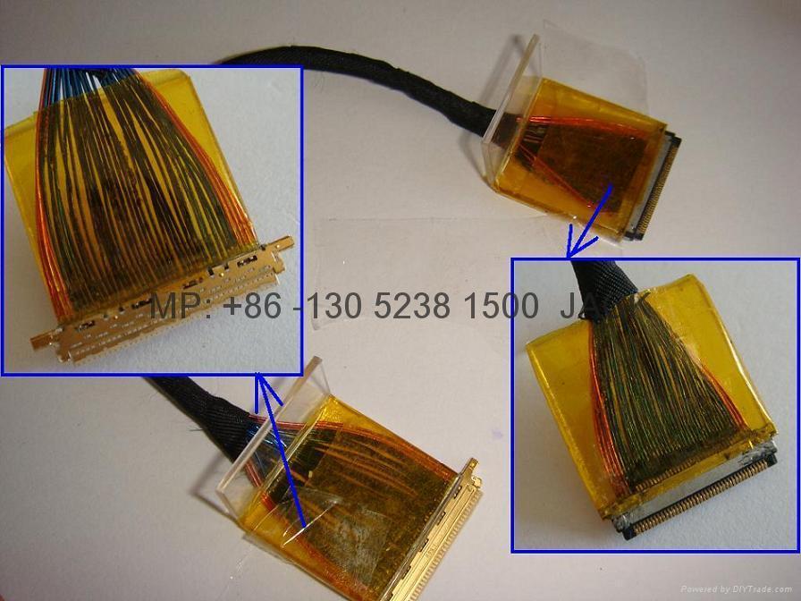 I-PEX LVDS CABLE LCD/LED極細同軸屏線 1