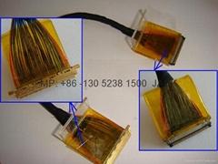 I-PEX LVDS CABLE LCD/LED極細同軸屏線