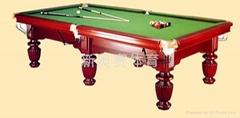 英美式台球桌