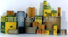 MANN曼牌濾清器濾芯LB962/2油氣分離器濾芯 1