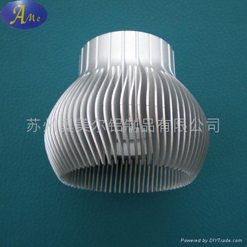 LED灯杯,散热器,太阳花 1