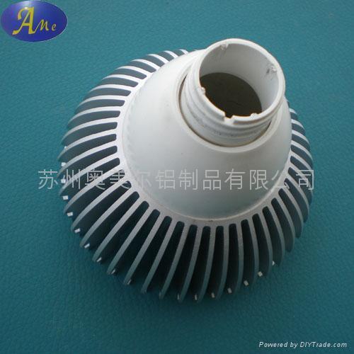 LED灯杯,散热器,太阳花 4