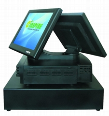 Commercial cash register